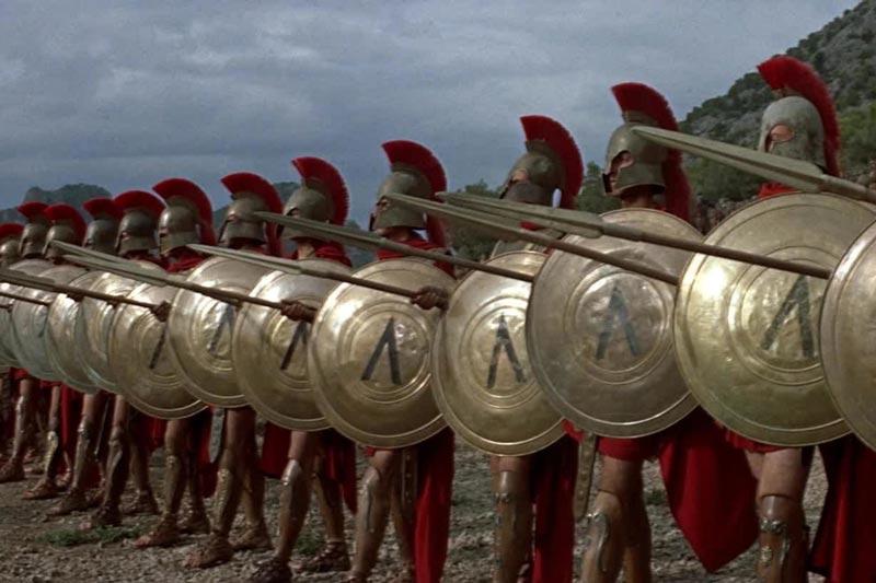 "Esprit de Corps – sukurkite savo ""300 spartiečių"""