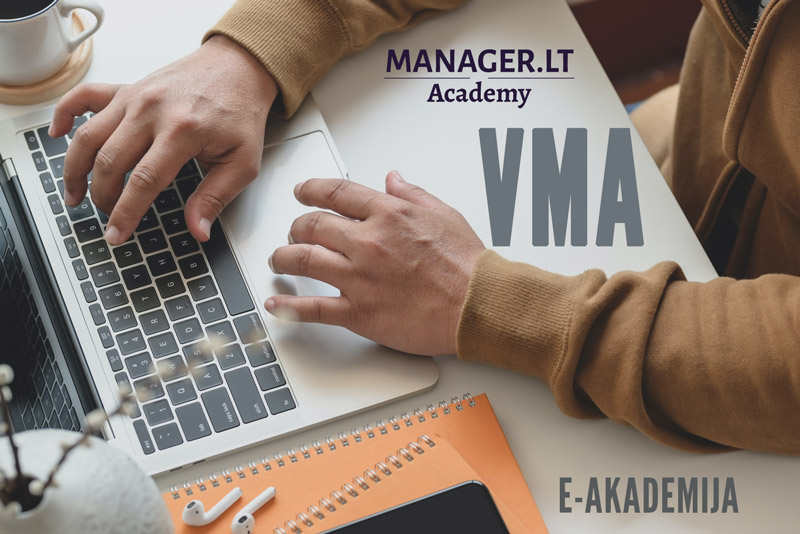 E Akademija - Virtuali mokymosi aplinka - Manager.lt