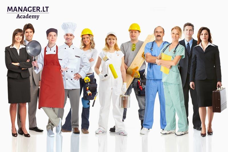 Ką žinote apie darbo rinką, ir ar reikia ja domėtis?