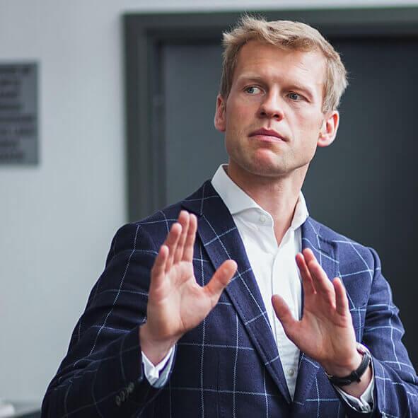 Kęstutis Vingilis - - Manager.LT Akademija lektorius, verslo konsultantas