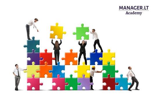 Komandinio kūrybiškumo skatinimas ir valdymas