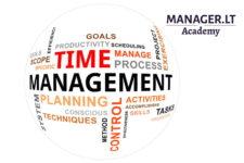 Laiko planavimas ir valdymas, Manager.LT Akademija