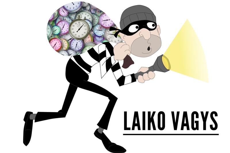 Laiko vagys