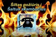 Šiltas požiūris į šaltus skambučius - cold calling